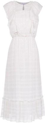 Nk Midi Silk Dress