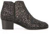 Giuseppe Zanotti Design glitter ankle boots