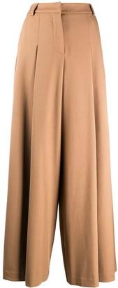 Alysi Wide-Leg Tailored Trousers