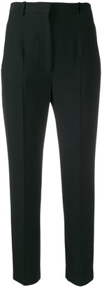 Alexander McQueen High-Waisted Tailored Trousers