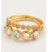 Gorjana Gypset Gemstone Ring Set