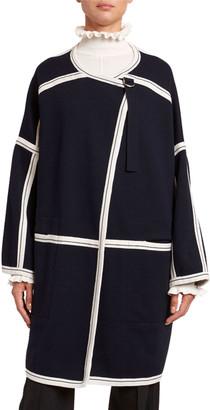 Chloé Merino Wool Coat