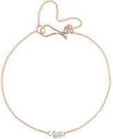 Melissa Joy Manning 14-karat Gold Pearl Bracelet - one size