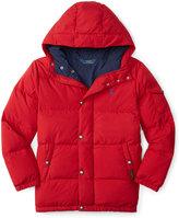 Ralph Lauren Boys' Quilted Hooded Jacket