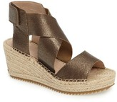 Eileen Fisher Women's 'Willow' Espadrille Wedge Sandal