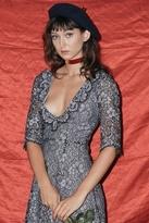 Vanessa Mooney Marla Choker in Burnt Orange