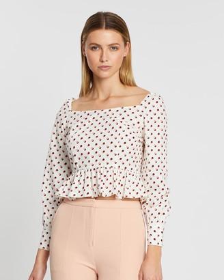 Grace Willow Ambrose Organic Cotton Top