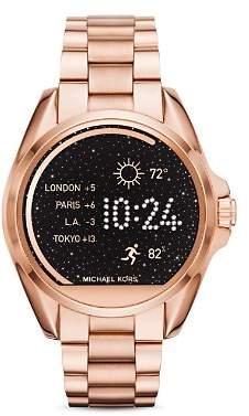Michael Kors Bradshaw Smartwatch, 44.5mm