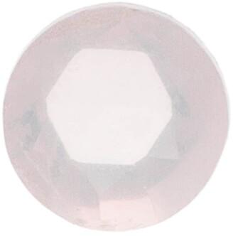 Loquet Laminated Pink Quartz Charm
