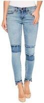 Blank NYC Novelty Raw Edge Denim Skinny in Fancy That Women's Jeans