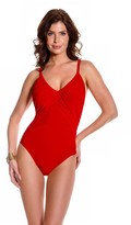 Miraclesuit Shirred Roxy One Piece