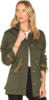 Theory Thornwood Jacket in Green