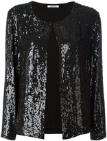 P.A.R.O.S.H. sequin jacket - women - Viscose/PVC - S