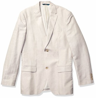 Perry Ellis Men's Big & Tall Suit Jacket