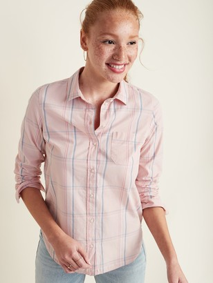 Old Navy Classic Patterned Shirt for Women