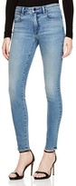 Alexander Wang Whip Skinny Jeans in Washed Light Indigo