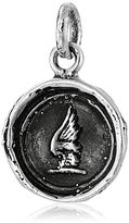 Pyrrha Eagle Wing Sterling Silver Petite Charm