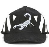 Off-White Othelo Scorpion cap - men - Cotton - One Size