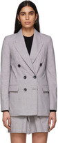 Etoile Isabel Marant Purple Linya Blazer