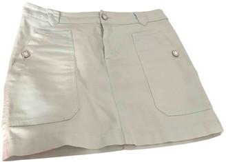 Comptoir des Cotonniers Blue Denim - Jeans Skirt for Women