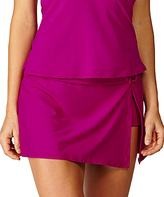 Leilani Plum Classics Bikini Skirt