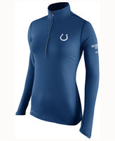 Nike Women's Indianapolis Colts Tailgate Element Quarter-Zip Pullover