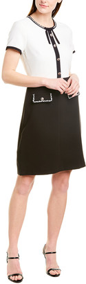 Karl Lagerfeld Paris Sheath Dress