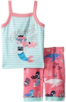 Hatley Sweet Mermaid Tank Pajama Set Girl's Pajama Sets