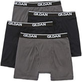 Gildan 4-pk. Platinum Cotton Boxer Briefs
