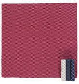 George 4 Pack Assorted Cotton Handkerchiefs