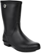 UGG Sienna Matte Shearling-Lined Rain Boots
