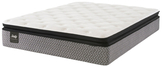 "Sealy Responseâ""¢ Performance 12"" Plush Tight Top Mattress and Ease Adjustable Base set"