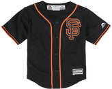 Majestic Toddlers' San Francisco Giants Replica Cool Base Jersey