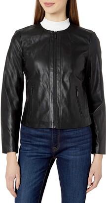 Armani Exchange Women's 8nyb03 Jacket