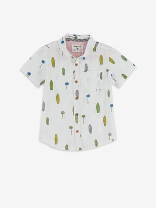Sovereign Code Boys Rec Button Down Shirt