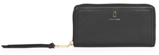 Marc Jacobs The Softshot Leather Continental Wallet