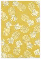 Kaleen Sea Isle Pineapples Indoor/Outdoor Rug