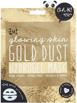 Topshop Glowing Skin Gold Dust Sheet Mask