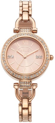 Relic by Fossil Women's Leah Crystal Watch