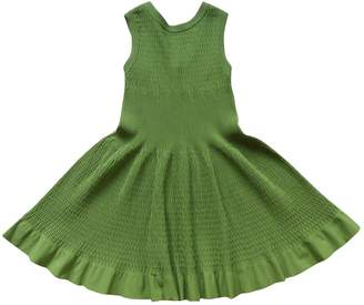 Alaia \N Green Viscose Dresses