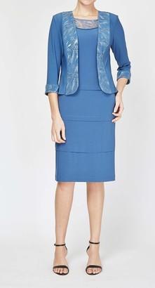 Le Bos Women's Jacket Dress