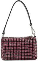 Alexander Wang Pink Micro Rhinestone Bag