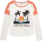 Billabong Game Time Graphic Tee