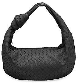 Bottega Veneta Women's Large Jodie Leather Hobo Bag