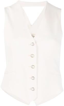 Temperley London Marlene waistcoat