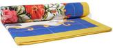 Dolce & Gabbana Printed Cotton-terry Beach Towel - Blue