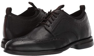Cole Haan Holland Grand Long Wing (Black) Men's Shoes