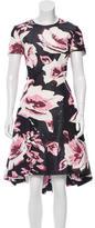Christian Dior Silk A-Line Dress