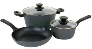 Oster Kingsway 5 Piece Non-Stick Cookware Set