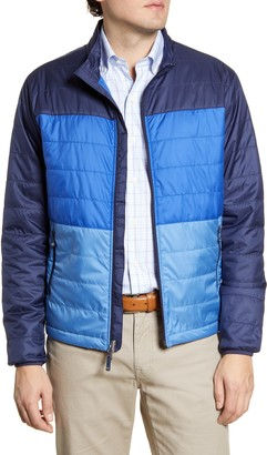Peter Millar Hyperlight Colorblock Jacket